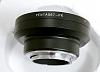 Pentax 67 to PK Mount Adapter (US)