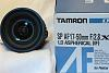 TAMRON 17-50mm f 2,8 XR LD ASPHERICAL (IF) (Worldwide)