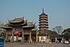 Beisi Pagoda, Suzhou, China
