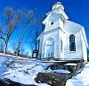 Church with Fisheye