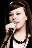 Sara Singing..