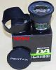 Pentax SMC DA 14mm f2.8 (IF) (Worldwide)
