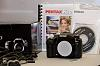 Pentax K10D with 4 gig card, extra battery and Bourque's K10D book (Worldwide)