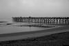 Flagler Beach Pier in the Mist