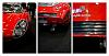 Classic Alfa Romeo dip&triptych