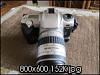 Pentax MZ-7, battery grip,  Pentax 28-80mm (Worldwide)