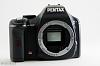 Pentax KX Black Body Only (US)