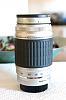 Pentax FA-J 75-300mm f4.5-5.8 (US/UK/CAN/AUS)