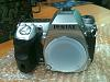 Pentax K5 body, Silver Limited- New (Worldwide)