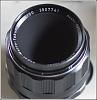Pentax Takumar 50mm f4 1:2 M42 Macro - Clean (Worldwide)