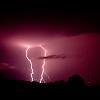 I'm not afraid of thunderstorm