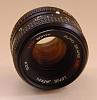 Playing with a $26 Sears 50mm f/1.7
