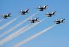 Thunderbirds: Travis Air Expo (12 pics)
