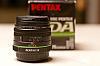 Pentax DA 35 f2.8 limited