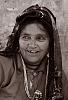 Street Portrait - A Ladakhi Lady