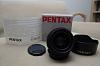Pentax FA 35mm F2.0