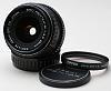 Pentax M28/3.5, nice glass, broken aperture :-(
