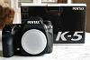 Boxed Pentax K-5