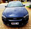 My New Ford Falcon XR6 FG 2011