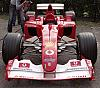 schumacher's ride......