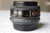 Pentax SMC-F 50mm f/1.4