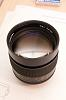 Zeiss Contax 85mm f/1.4 adapted to Pentax K