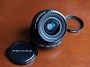 Very clean Pentax-A 28mm f/2.8 + Metal Hood + Tiffen UV Filter