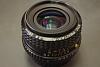 Pentax A 28mm f/2.8 lens