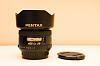 Pentax smc FA 35mm f2 Autofocus AF
