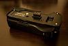 D-BG2 Battery Grip with D-Li50 Battery