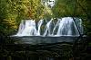 Olympic Peninsula Waterfall