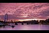 London Cityscape + Sunset