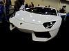 2012 Houston Auto Show - Lambo Aventador