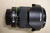 SMC Pentax DA 16-45mm ED AL
