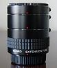 """Kenko P/AF Extension Tubes w/ """"A"""" contacts (12, 20, 36mm) - $195 shipped"""