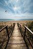 Latina beach (Italy)