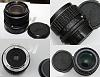 Legendary Pentax K 28mm f3.5 with genuine case & caps