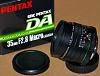 DA-35mm F2.8 Macro Ltd, Tamron 17-500mm F2.8 XR Di II, Plus More