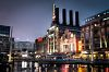 Historic Power Plant Bldg @ Baltimore Harbor