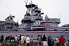 USS Iowa battleship