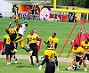Pittsburgh Steelers Training Camp (American Football)