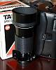 Tamron SP 80-200 f/2.8 LD Adaptall lens (complete package. RARE)