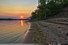 Mississippi River: Sunset to Sunrise