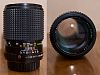 Sears A 135mm f2.8 Macro with Free Extension Tubes