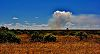 Isolated Rain cloud in Kruger Park