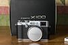 Fujifilm x100 12.3 MP Digital Camera