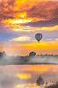 Balloon in the Mist