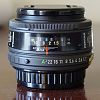 Pentax F50/1.7 with issues (please read) - $59