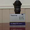 Tokina 11~16 2.8 (Nikon Mount)