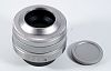 Pentax 01 prime Lens for Q/Q10/Q7 + hood + leather case for Q+01